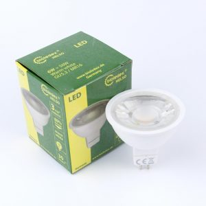 Dicroica LED MR16 HELSO | 6W | SMD