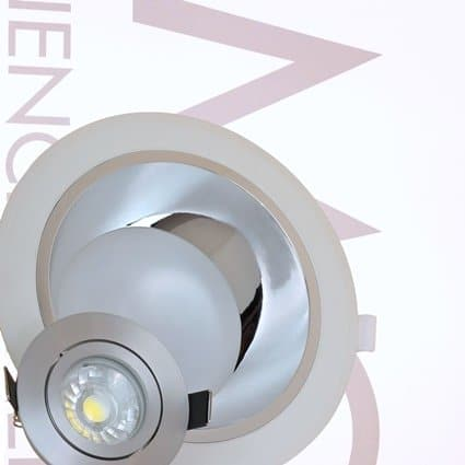 Empotrables LED